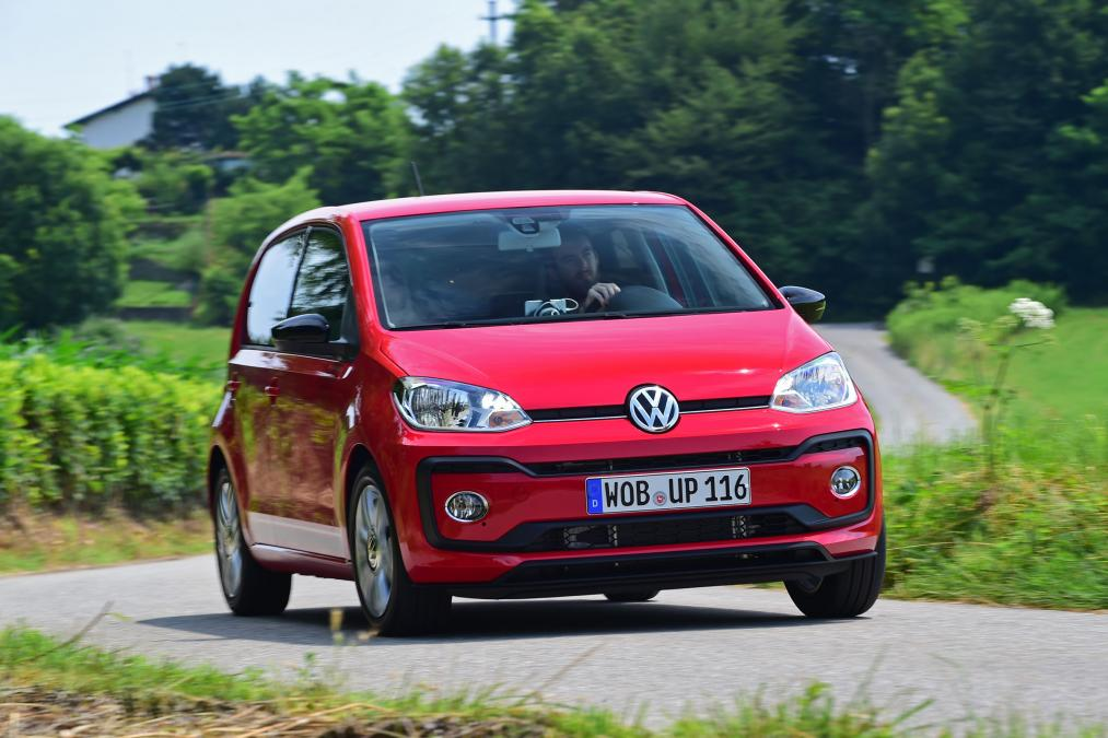 Volkswagen Up News Image