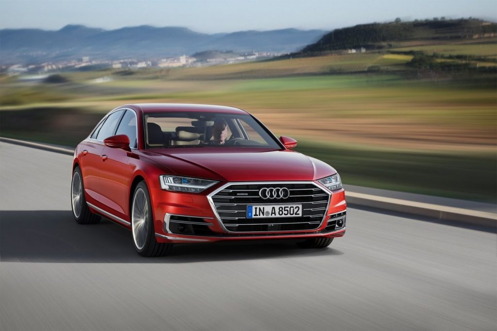 2019 AUDI A6 FIRST LOOK News Image