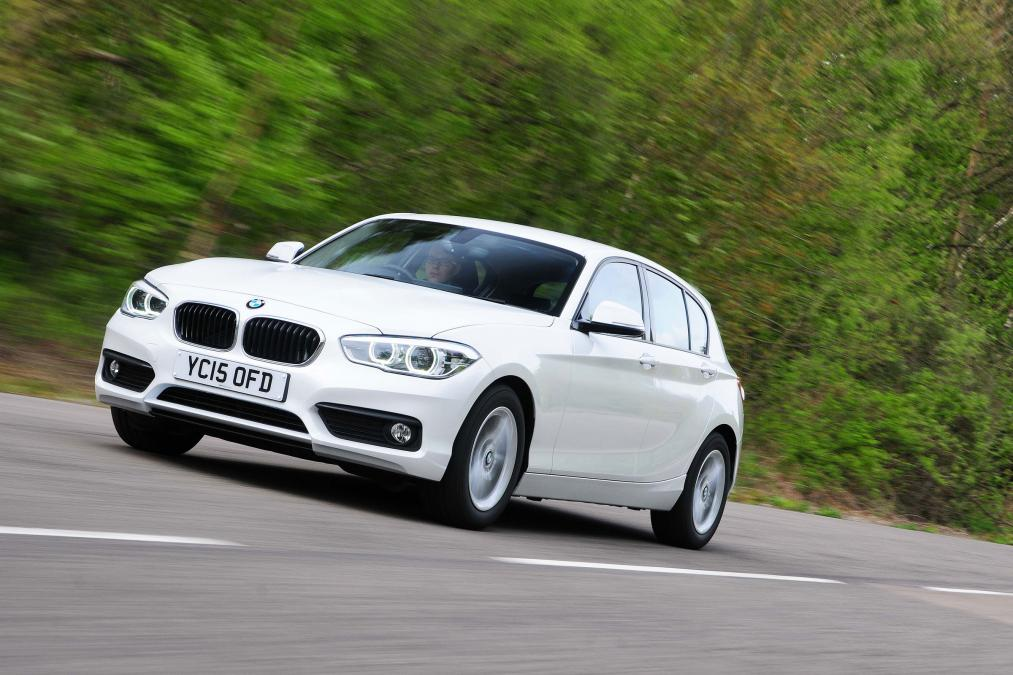 BMW 1 Series News Image