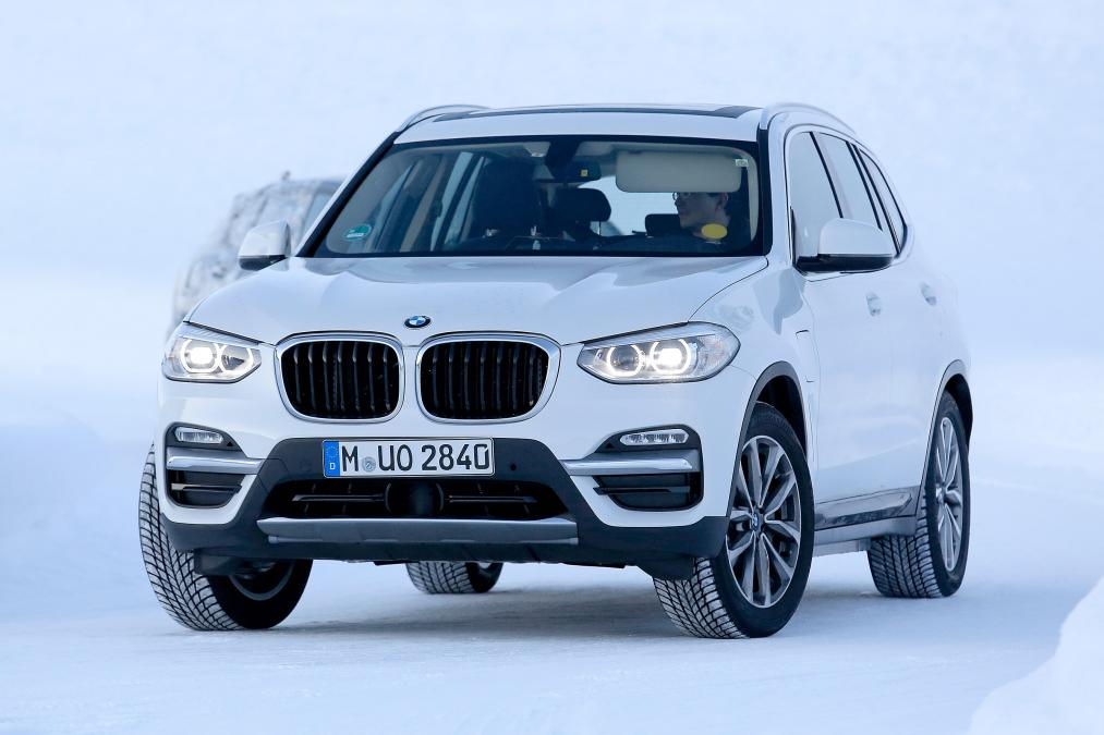 BMW iX3 all-electric X3 variant confirmed for 2020 News Image