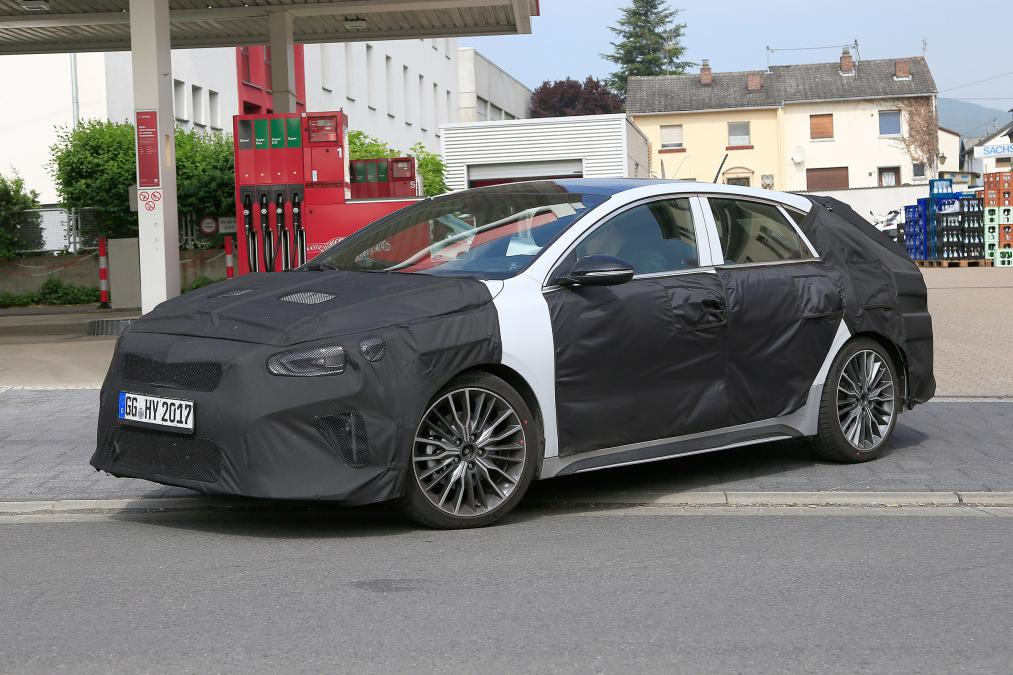 New Kia Proceed vehilce news image