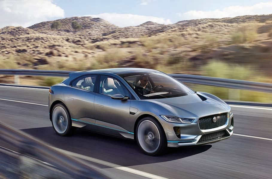 Jaguar's electric I-Pace can transform the brand vehilce news image