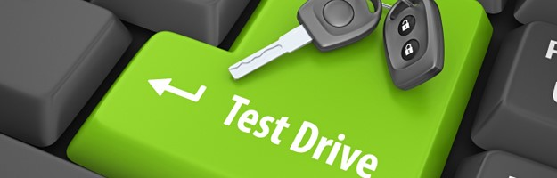 TEST DRIVING A CAR News Image